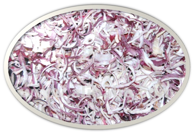 RED ONION [Flakes / Kibbled]